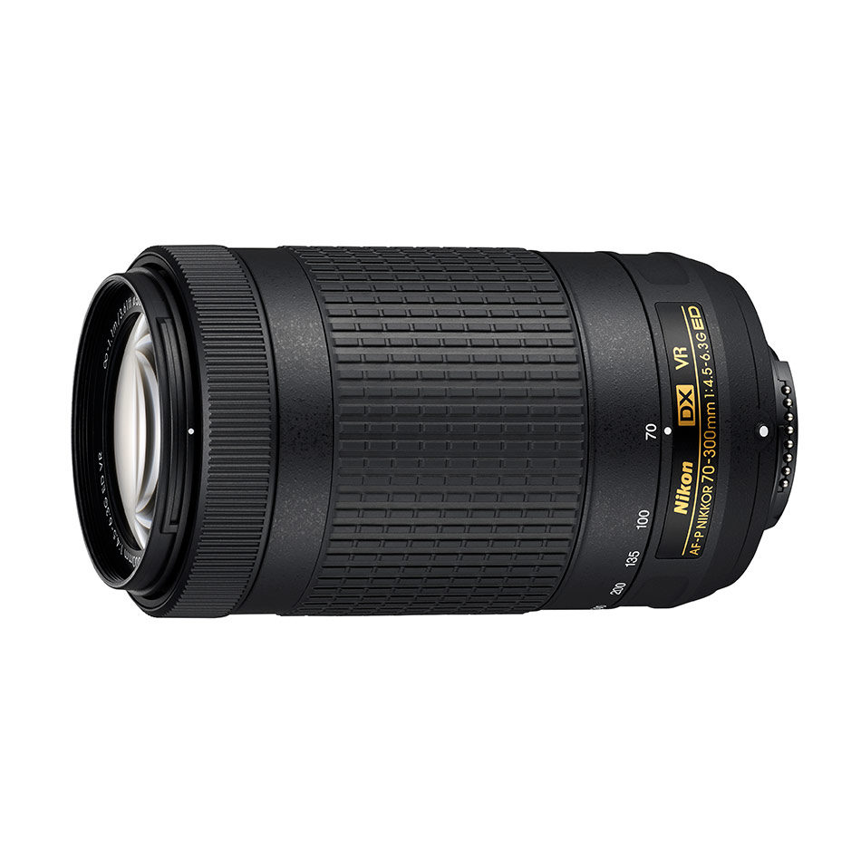 Nikon DX AF-P 70-300mm F4.5-6.3 ED VR  Bulk in doos  new